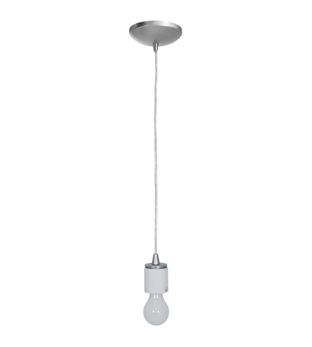 Access 23089LEDD3FC-BS Sydney LED 5 inch Brushed Steel Pendant Ceiling Light photo