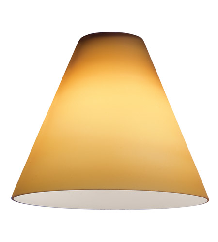 Access Lighting Inari Silk Glass Shade 23104-AMB photo