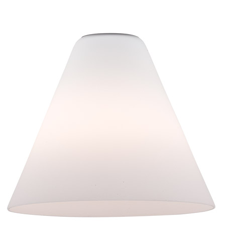 Access Lighting Inari Silk Glass Shade 23104-WHT photo