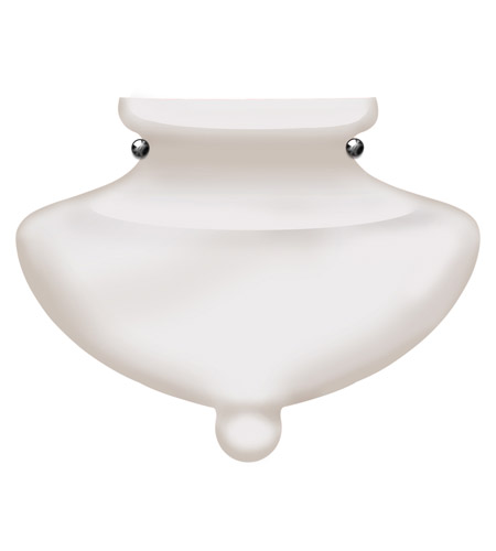Access Lighting Fire 2 Light Wall Sconce in White 23116-WHT photo