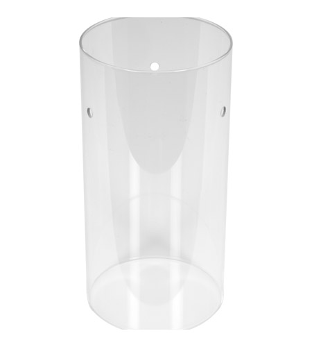 Access 23132-CLR Glass in Glass Clear Glass Shade, Cylinder photo