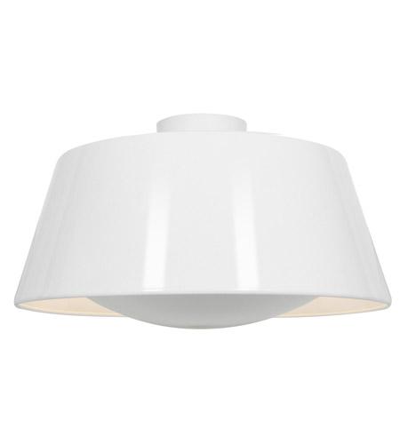flush mount led light bar access glossy white ceiling lighting kitchen industrial modern