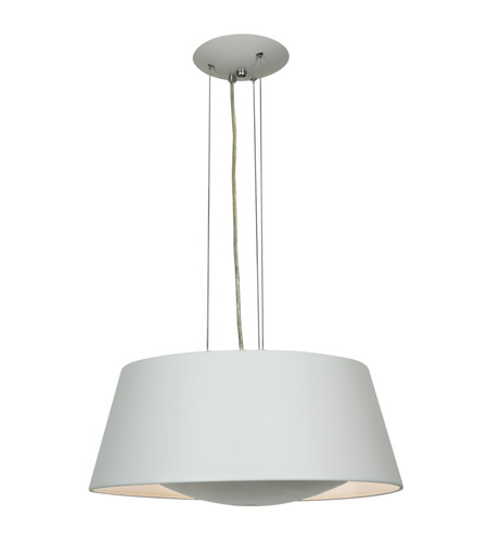 Access 23765-RIC SoHo 3 Light 19 inch Rice Pendant Ceiling Light photo