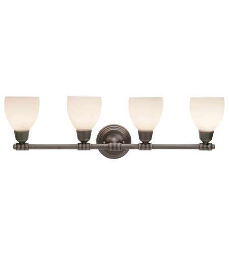 Access Lighting Greko 4 Light Vanity in Oil Rubbed Bronze 23804-ORB/OPL photo