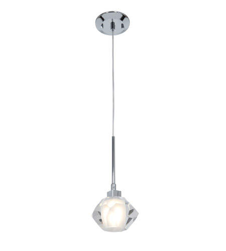 Access 23905SP-CH/FCL Astor 1 Light 3 inch Chrome Pendant Ceiling Light in SP photo