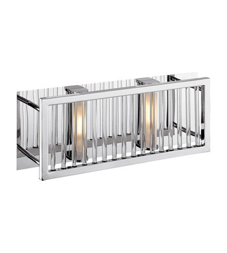 Access Lighting Gemini 2 Light Vanity in Chrome 23972-CH/CCL photo