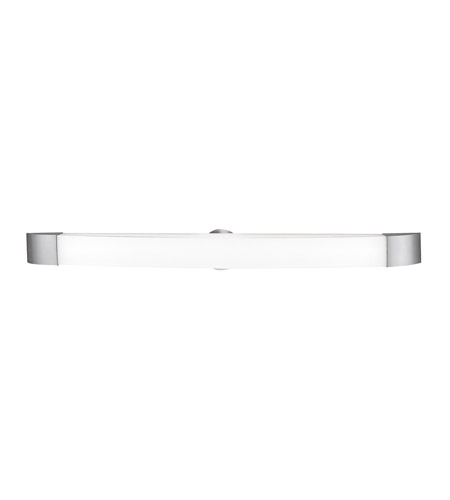 Access 31005-BS/OPL Aspen 1 Light 42 inch Brushed Steel Vanity Wall Light in 41.50 inch photo