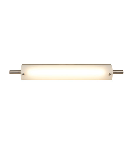 Steel Vail Bathroom Vanity Lights