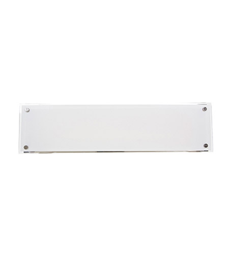 Access 31029-BS/FST Vision 1 Light 5 inch Brushed Steel ADA Sconce Wall Light photo