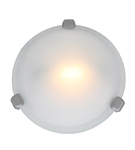 Access 50020-SAT/FST Nimbus 1 Light 8 inch Satin Flush Mount Ceiling Light photo