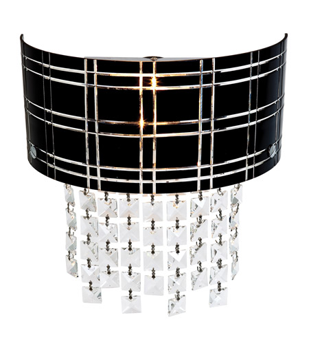 Access Lighting Kalista 2 Light Sconce in Chrome 50970-CH/BL photo