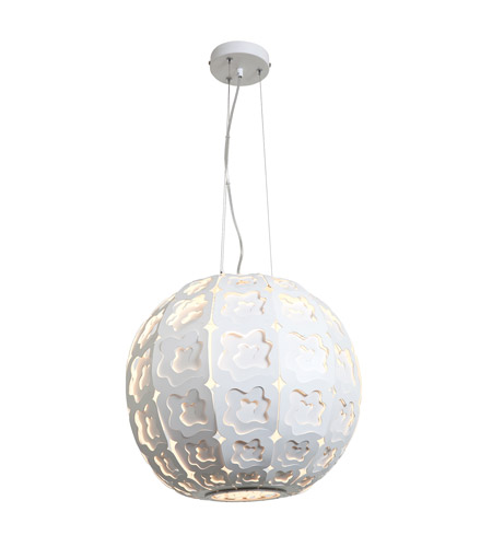 Access Lighting Lacey 1 Light Pendant in Chrome 50991-CRM/FST photo