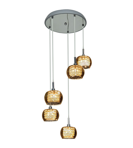 Access Chrome Glam Pendants