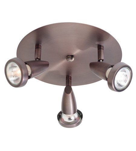 Access 52221LEDD-BRZ Mirage Bronze 5 watt LED Cluster Spot photo