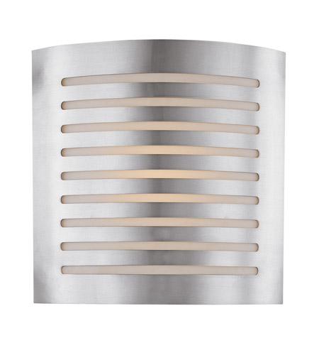 Access 53340-BS/OPL Krypton 2 Light 12 inch Brushed Steel ADA Sconce Wall Light photo