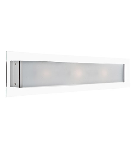Access Lighting Piazzo 3 Light Vanity in Chrome 53344-CH/CLOP photo
