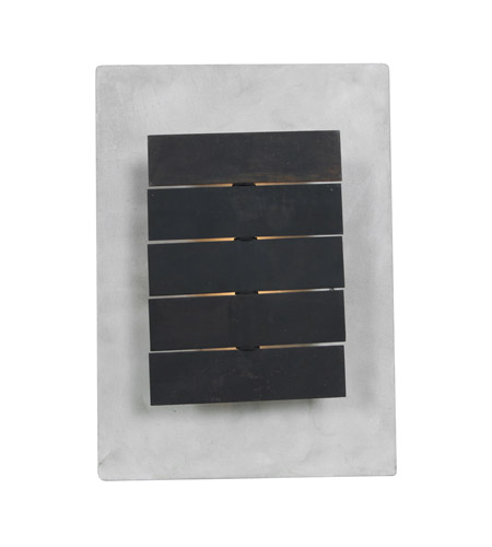Access 55540-RU/CRM Origami 3 Light 10 inch RU ADA Wall Fixture Wall Light photo