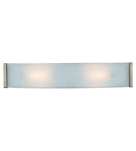 Access 62042LED-BS/CKF Helium LED 25 inch Brushed Steel Wall Sconce Wall Light photo