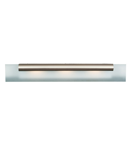 Access Lighting Roto 3 Light Vanity in Satin Chrome 62063-SC/FST photo