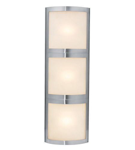 Access Lighting Sentinel 3 Light Vanity in Satin 62083-SAT/FST photo