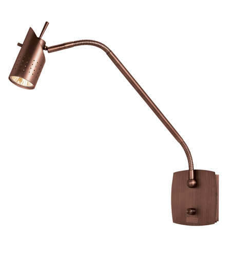 Access 62088-BRZ Odyssey 1 Light 6 inch Bronze Wall Task Light Wall Light photo