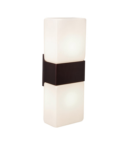 Access Lighting Nitros 2 Light Sconce in Bronze 62242-BRZ/OPL photo