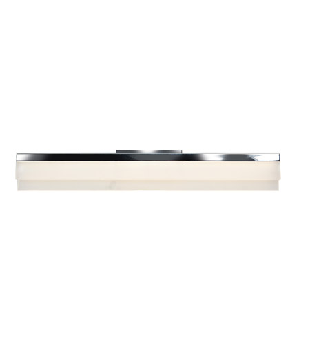Access 62245LED-CH/ACR Linear LED 30 inch Chrome Bath Light Wall Light photo