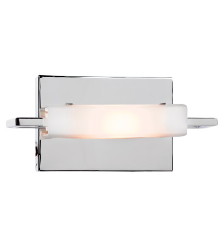 Access 62251-CH/OPL Styx 1 Light 9 inch Chrome Vanity Wall Light in  9.4 inch photo