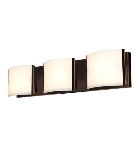 pretty nice d300a e4e25 Nitro2 LED 25 inch Bronze Vanity Light Wall Light