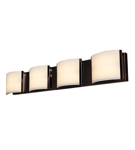 Access 62294LEDD-BRZ/OPL Nitro2 LED 34 inch Bronze Vanity Light Wall Light photo
