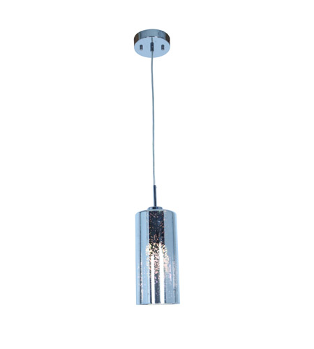 Access 62460-CH/MUL Pixie 1 Light 5 inch Chrome Pendant Ceiling Light photo