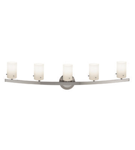Access Matte Chrome Bathroom Vanity Lights