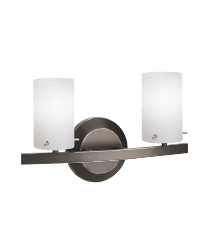 Access Lighting Classical 2 Light Vanity in Oil Rubbed Bronze 63912-ORB/OPL photo