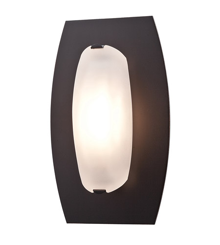 Access Lighting Nido 1 Light Sconce in Oil Rubbed Bronze 63951-ORB/FST photo