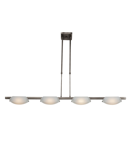 Access 63958LEDD-MC/FST Nido LED 5 inch Matte Chrome Convertible Semi-Flush/Pendant Ceiling Light photo