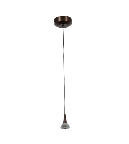 Access 70012LED-BRZ Tungsten LED 3 inch Bronze LED Mini-Pendant Ceiling Light photo