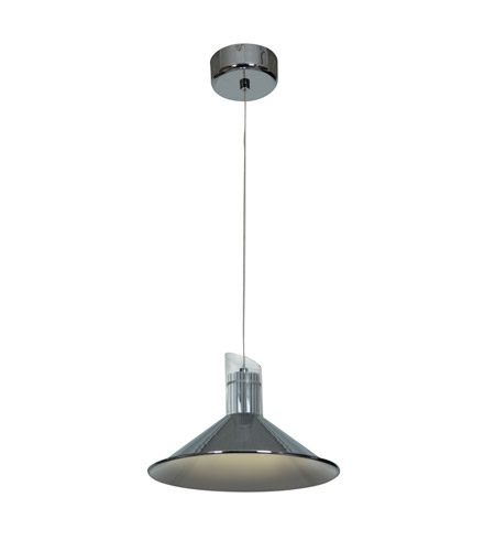 Access 70031LED-CH/CLR Pulse LED 11 inch Chrome Pendant Ceiling Light photo  sc 1 st  Access Lighting & Access 70031LED-CH/CLR Pulse LED 11 inch Chrome Pendant Ceiling Light