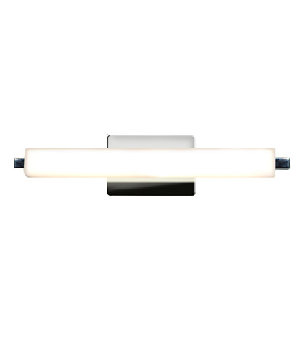 Access 70035LED-CH/OPL Chic LED 5 inch Chrome Bath Light Wall Light in 1 Light photo