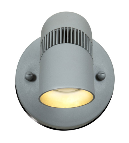 Access 70063LED-SAT Fin Satin 7 watt LED Spotlight photo