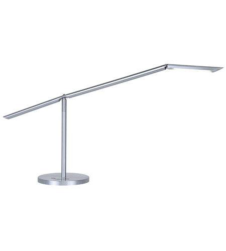 Access 72008LEDD-SAT TaskWerx 20 inch 6 watt Satin Task Lamp Portable Light photo