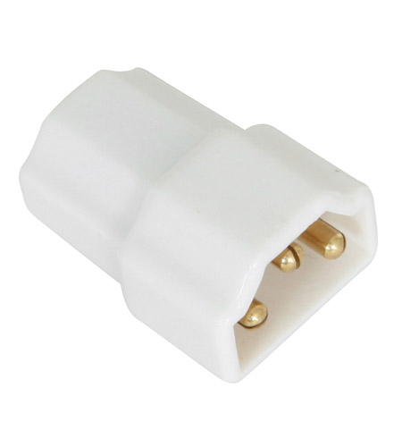Access Lighting LED Intelatrax Connector in White 788BCON-WHT photo
