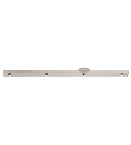 Access Lighting UniJack Canopy Accessory in Brushed Steel 87104UJ-BS photo