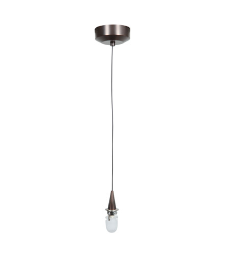Access 903RT-BRZ Zeta 1 Light 120 inch Bronze Mini-Pendant Ceiling Light photo