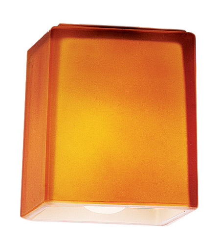 Access 918ST-AMB Hermes _ 3 inch Glass Shade in Amber photo