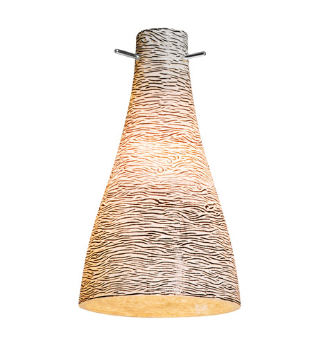 Access Lighting Caso Glass Shade 937IT-BLC photo