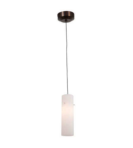 Access 94932-BRZ/OPL Zeta 1 Light 3 inch Bronze Mini-Pendant Ceiling Light photo