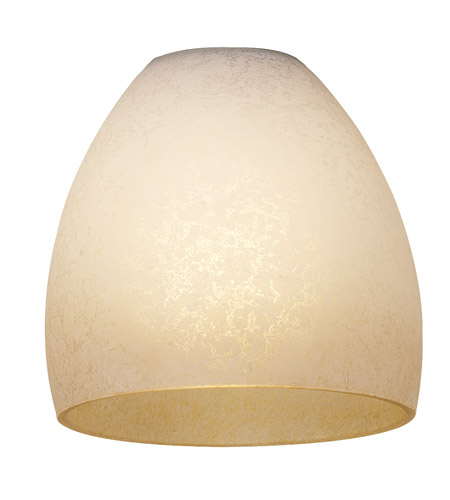 Access Lighting French Amber Glass Shade 958ST-FRA photo