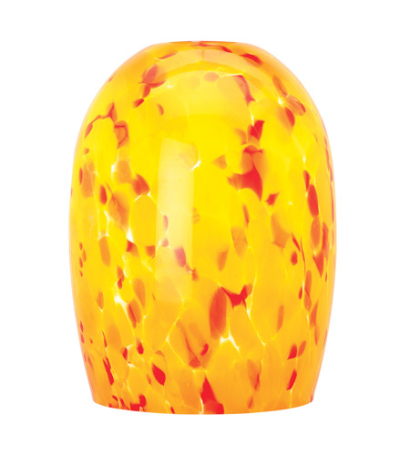 Access 961RJ-AMB Waterway _ Glass Shade in Amber photo