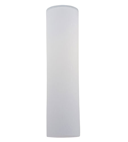 Access Lighting Rain Large Cylinder Glass Shade 966RJ-WRD photo