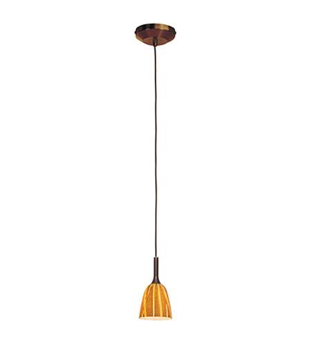 access lighting omega 1 light low voltage pendant with safari glass